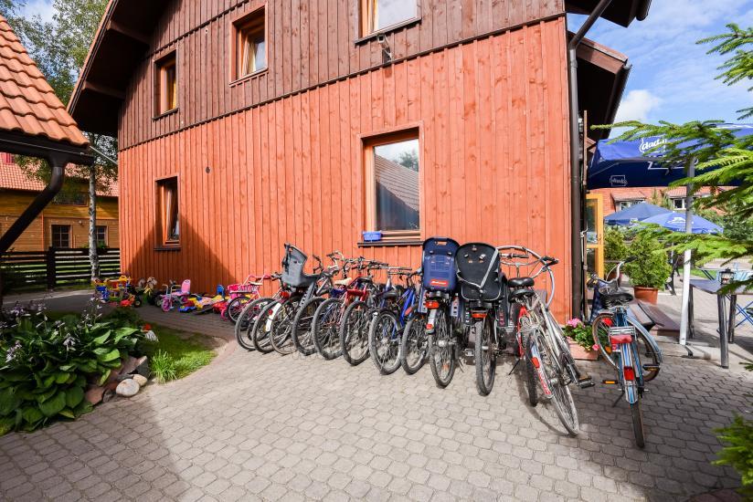 Apartments, rooms in Karkle 69 m to the sea Karklės dodyba - 50