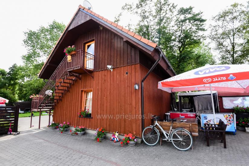 Apartments, rooms in Karkle 69 m to the sea Karklės dodyba - 35