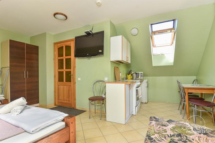 Apartments, rooms in Karkle 69 m to the sea Karklės dodyba - 36
