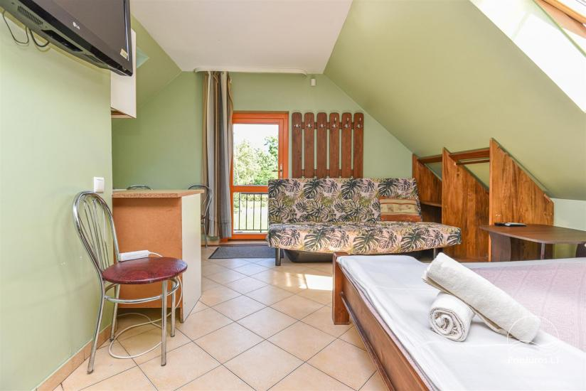 Apartments, rooms in Karkle 69 m to the sea Karklės dodyba - 37