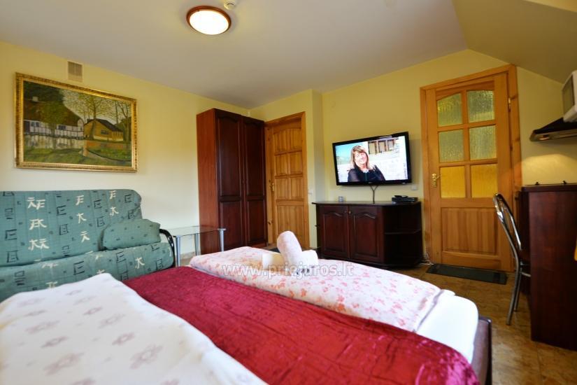 Apartments, rooms in Karkle 69 m to the sea Karklės dodyba - 33