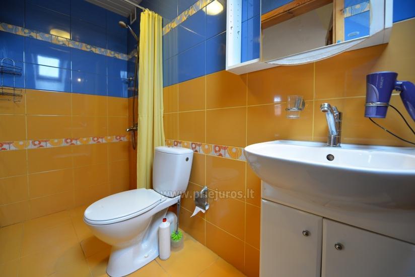 Apartments, rooms in Karkle 69 m to the sea Karklės dodyba - 34