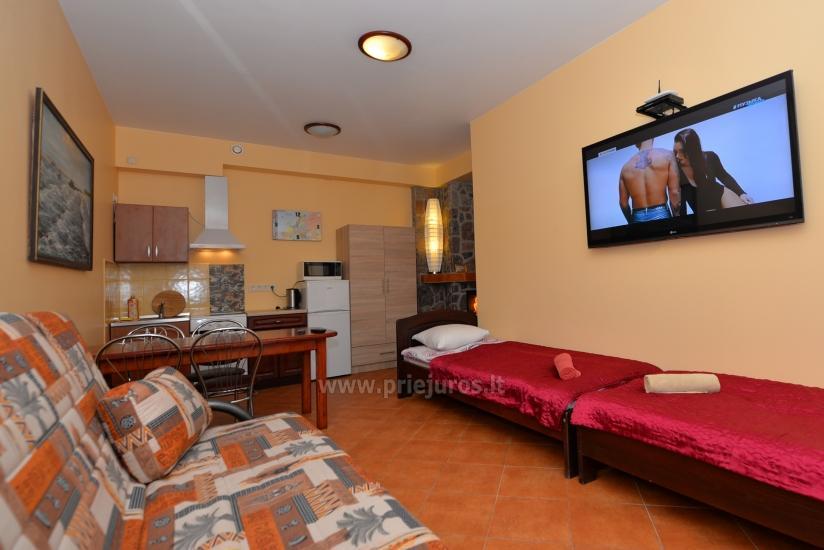 Apartments, rooms in Karkle 69 m to the sea Karklės dodyba - 40