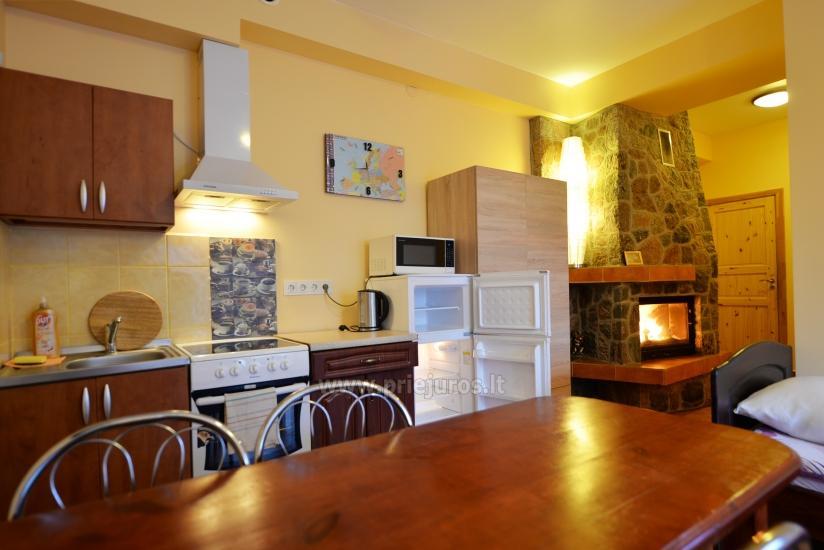 Apartments, rooms in Karkle 69 m to the sea Karklės dodyba - 41