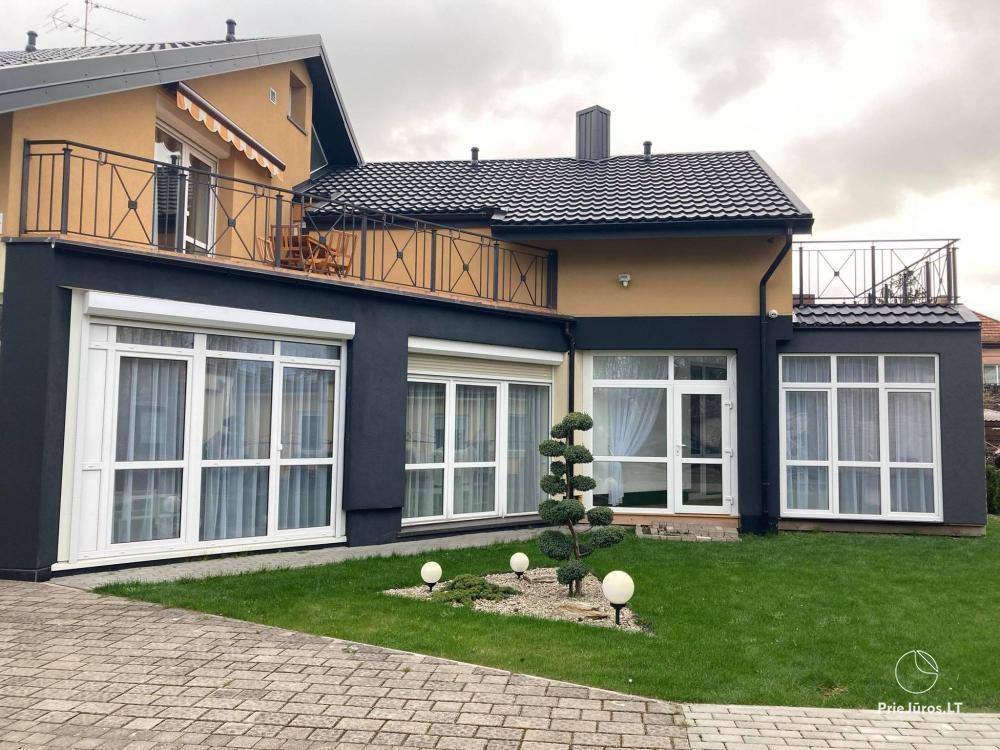 Gemütliche Apartments und Wohnungen zur Miete im Zentrum von Palanga, in der Nähe des Meeres! - 1