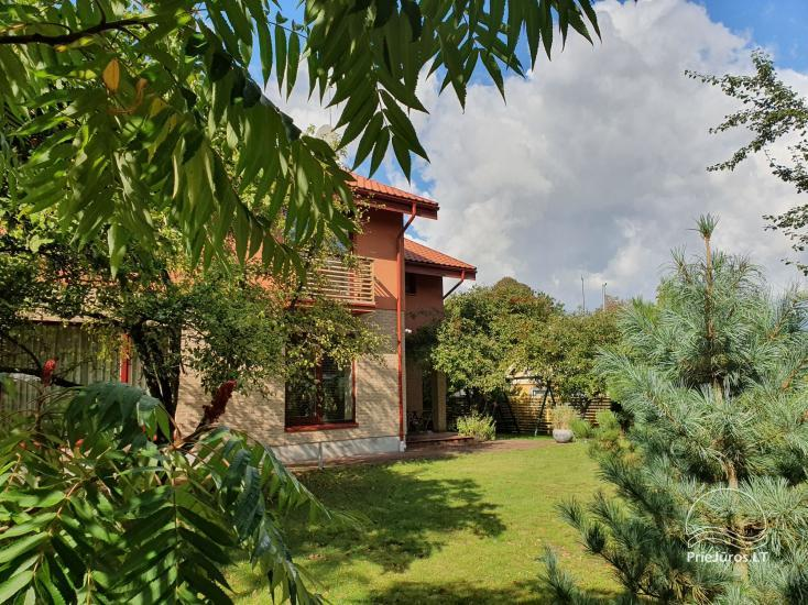 Vila Tila Palangoje - erdvus keturių kambarių namas su terasa ir sodu Jūsų poilsiui! - 1