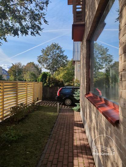 Vila Tila Palangoje - erdvus keturių kambarių namas su terasa ir sodu Jūsų poilsiui! - 6