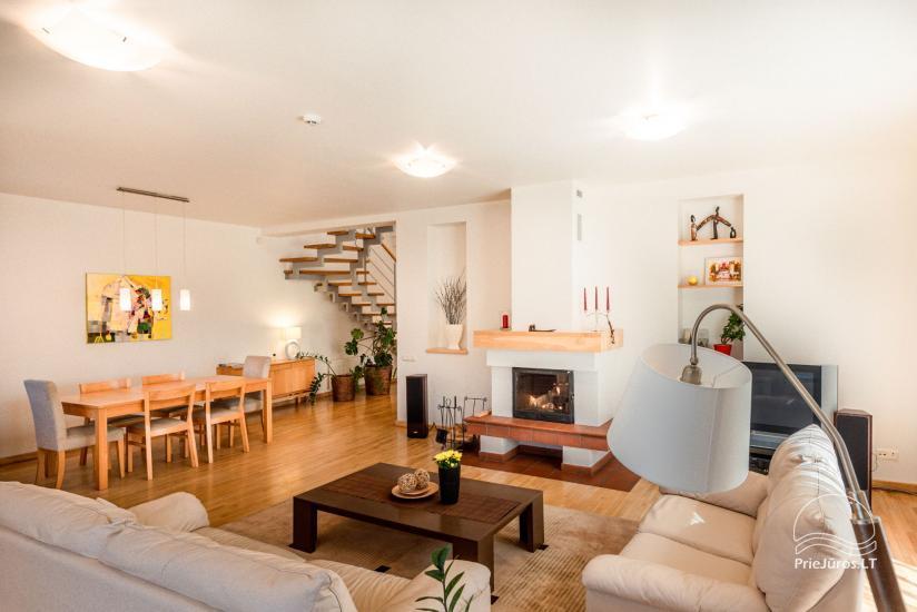 Vila Tila Palangoje - erdvus keturių kambarių namas su terasa ir sodu Jūsų poilsiui! - 10