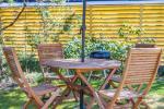 Vila Tila Palangoje - erdvus keturių kambarių namas su terasa ir sodu Jūsų poilsiui! - 2