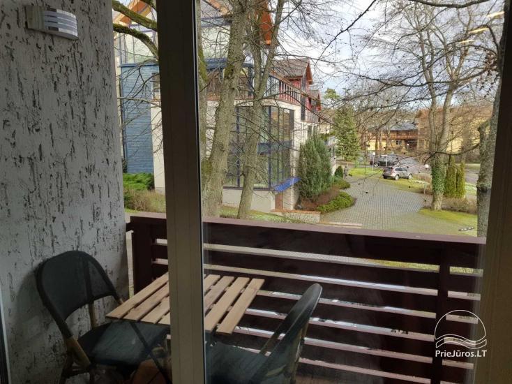 Apartamentai Juodkrantėje, Kalno g. 36 - 16