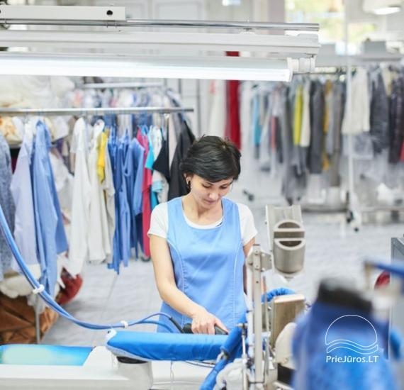 Linartika - aukščiausios kokybės skalbimo ir rūbų valymo paslaugos - 2