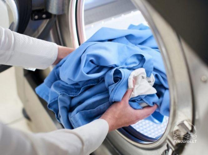 Linartika - aukščiausios kokybės skalbimo ir rūbų valymo paslaugos - 3