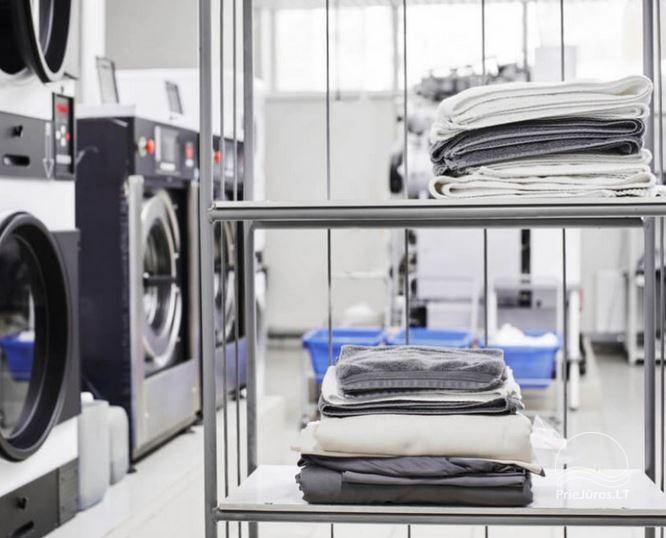 Linartika - aukščiausios kokybės skalbimo ir rūbų valymo paslaugos - 1