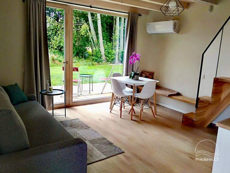 NAMAI - where the sea is! Brand new cozy holiday homes near the pine forest and the beach in Palanga - 1