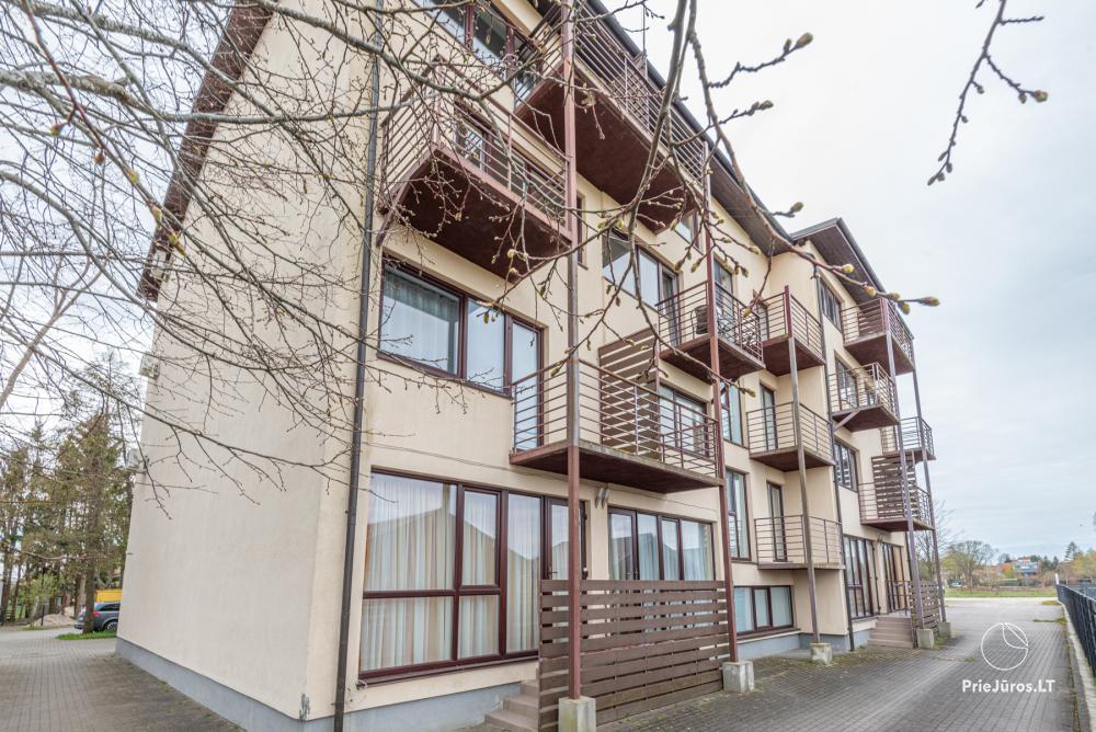 Jaukių apartamentų nuoma Šventojoje! - 1