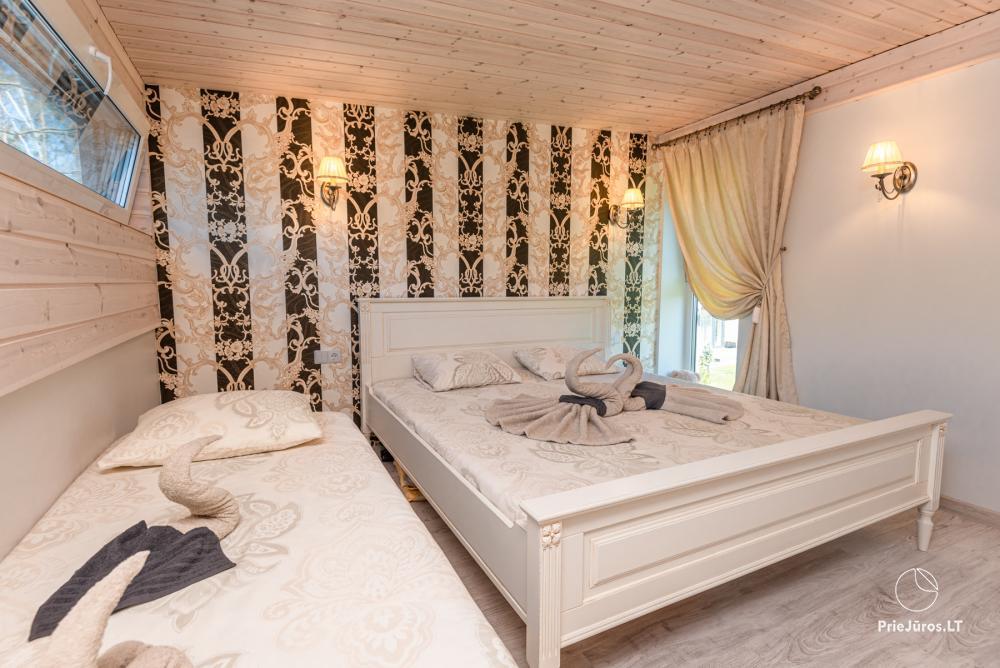 Luxusferienhaus Čiki puki Saulėlydis zu vermieten in Palanga - 17