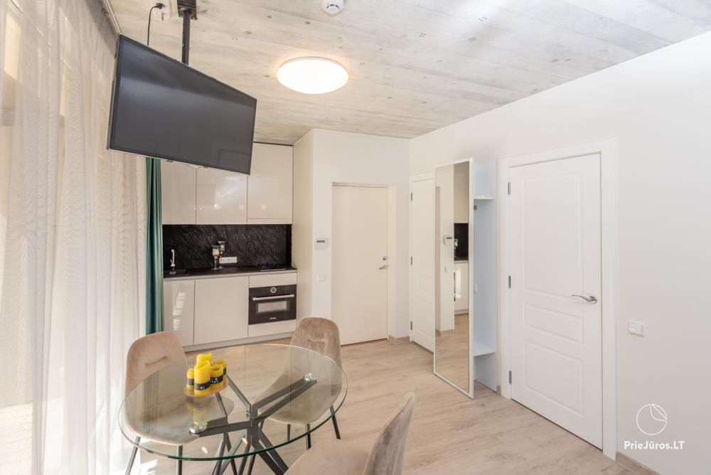New apartment with terrace and heated pool near the sea - 11