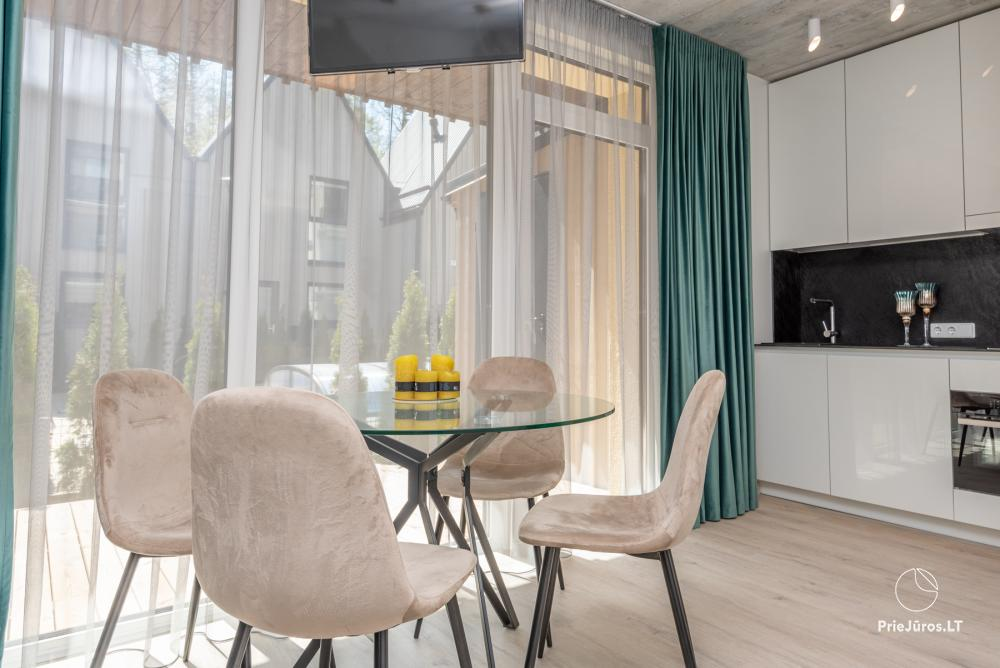 New apartment with terrace and heated pool near the sea - 7