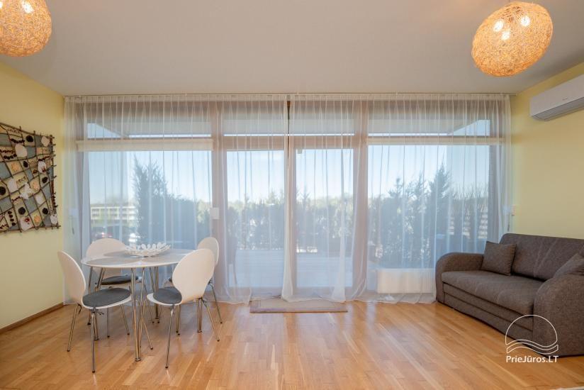 Apartamentų su terasa nuoma Palangoje - 3