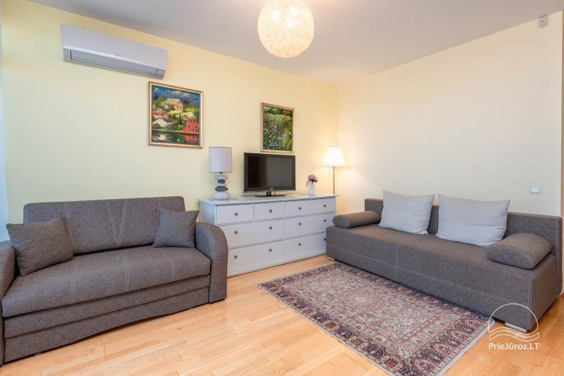 Apartment with terrace for rent in Palanga - 1