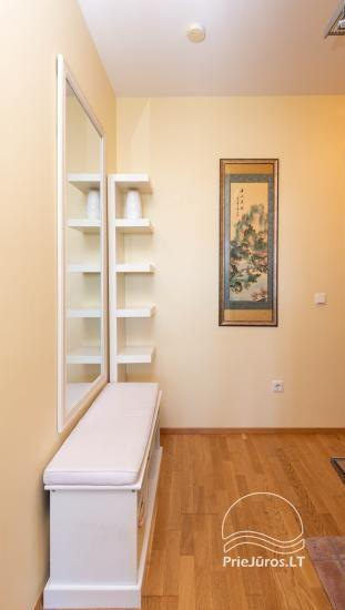 Apartment with terrace for rent in Palanga - 5