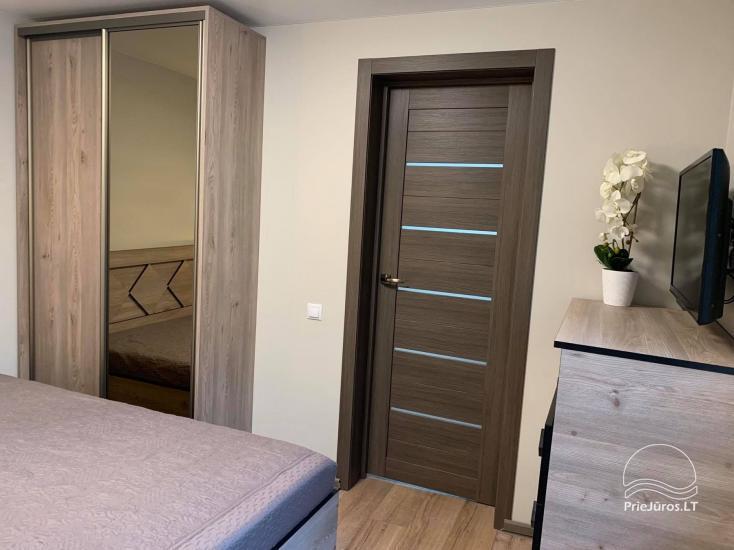 Dviejų kambarių butas nuomai pačiame Palangos centre - 7