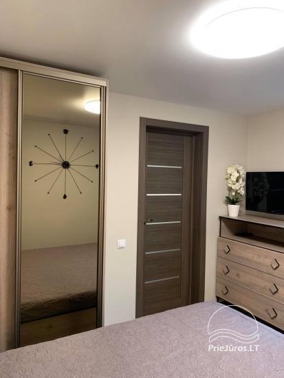 Dviejų kambarių butas nuomai pačiame Palangos centre - 6