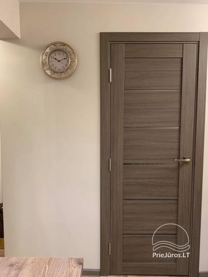 Dviejų kambarių butas nuomai pačiame Palangos centre - 11