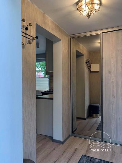 Dviejų kambarių butas nuomai pačiame Palangos centre - 5