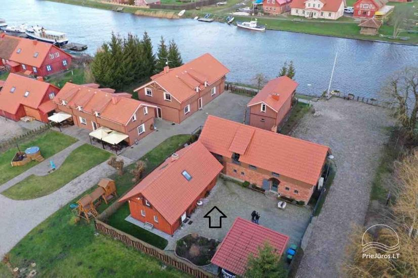 Villa Minė - accommodation, mini spa, sauna, fishing - 2