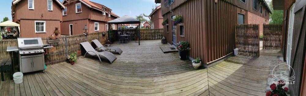 Villa Minė - Unterkunft, Mini-Spa, Sauna, Angeln - 13