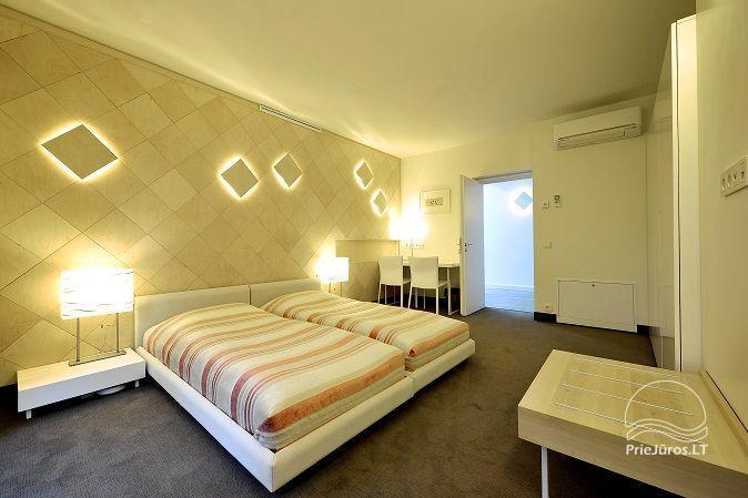 Prabangi Vila Belvilis - šildomas baseinas, sukūrinė vonia, pirtis, gultai. Iki jūros tik 300 metrų! - 4