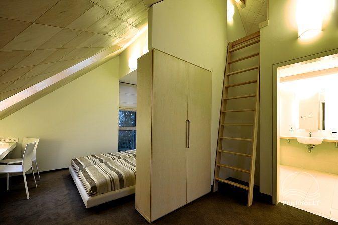 Prabangi Vila Belvilis - šildomas baseinas, sukūrinė vonia, pirtis, gultai. Iki jūros tik 300 metrų! - 5
