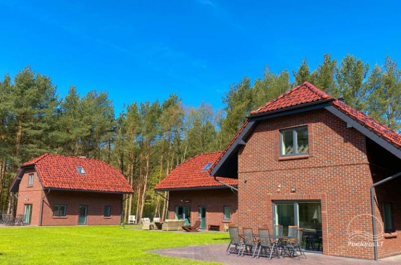 Amber seaside - villas for rent in Karkle