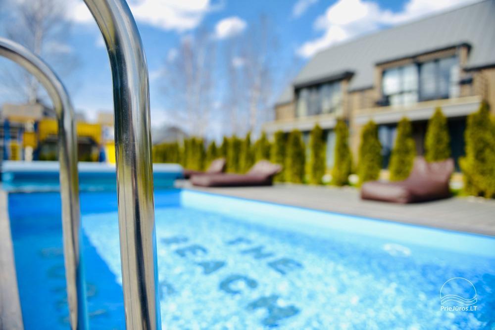Saulėlydžio apartamentai su šildomu lauko baseinu Kunigiškiuose, Vaivorykštės 9D ir 7C - 3