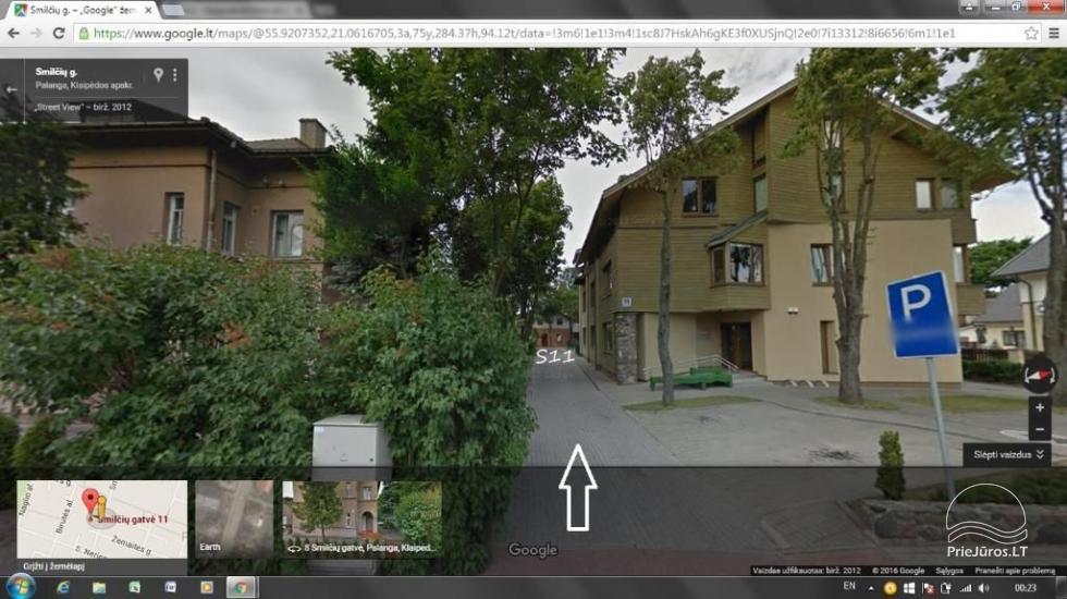 Wohnung zu vermieten in Palanga - 48