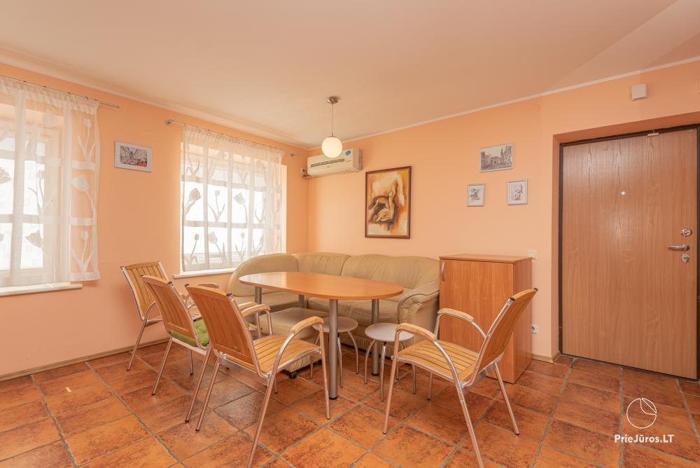 Three rooms flat for rent in Palanga. Up to 8 persons - 1