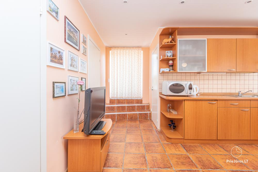 Three rooms flat for rent in Palanga. Up to 8 persons - 3