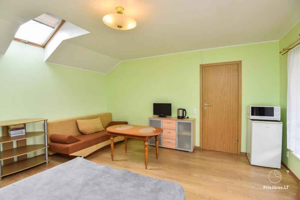 Cosy, neat rooms for rent in Palanga - 16