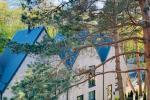Kontininkų apartamentai su baseinu miško pašonėje, Kunigiškiuose
