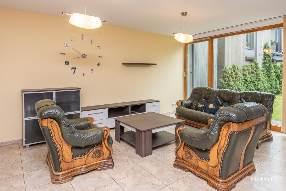 Luxury townhouse with exclusive backyard in Palanga 200 m from Botanical Park - 7
