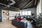 Tiek izīrēti moderni bēniņu dzīvokļi Klaipēdā