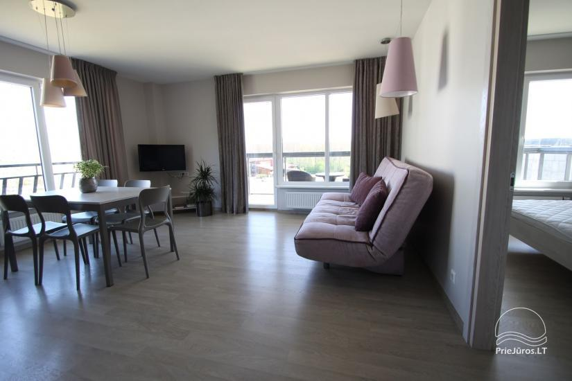 Apartment for rent in Vanagupes street, in Palanga - 10