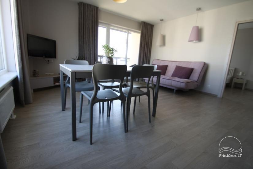 Apartment for rent in Vanagupes street, in Palanga - 2