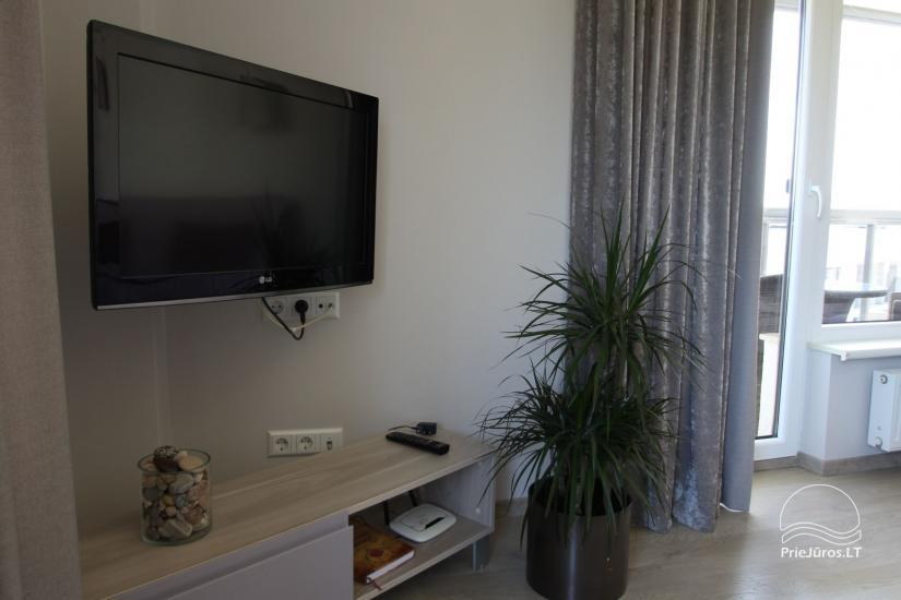 Apartment for rent in Vanagupes street, in Palanga - 4