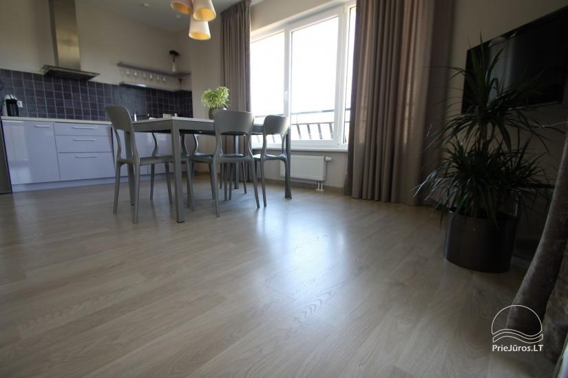 Apartment for rent in Vanagupes street, in Palanga - 8