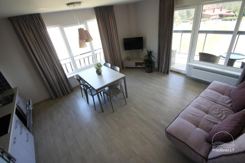 Apartment for rent in Vanagupes street, in Palanga - 5