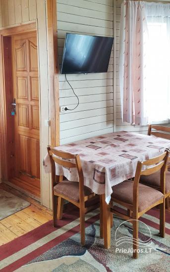 Kambario nuoma Palangos centre (±10 min. iki jūros, 1 min. iki kavinės Šilelis) - 5