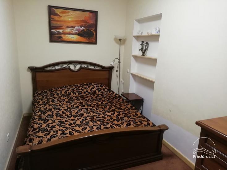 Zwei Zimmerwohnung zur Miete in Palanga - 3