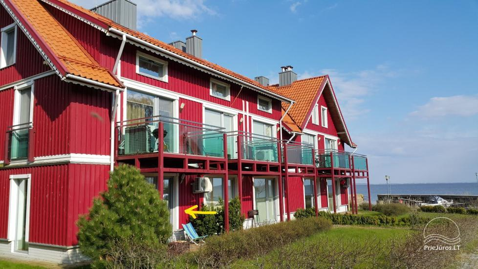 Apartment for rent in Pervalka near the Curonian lagoon - 1